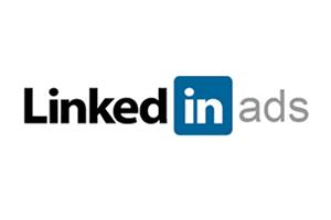 LinkedIn ads Integrations page
