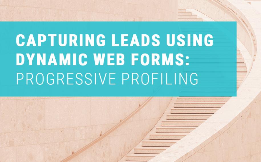 Progressive Profiling blog