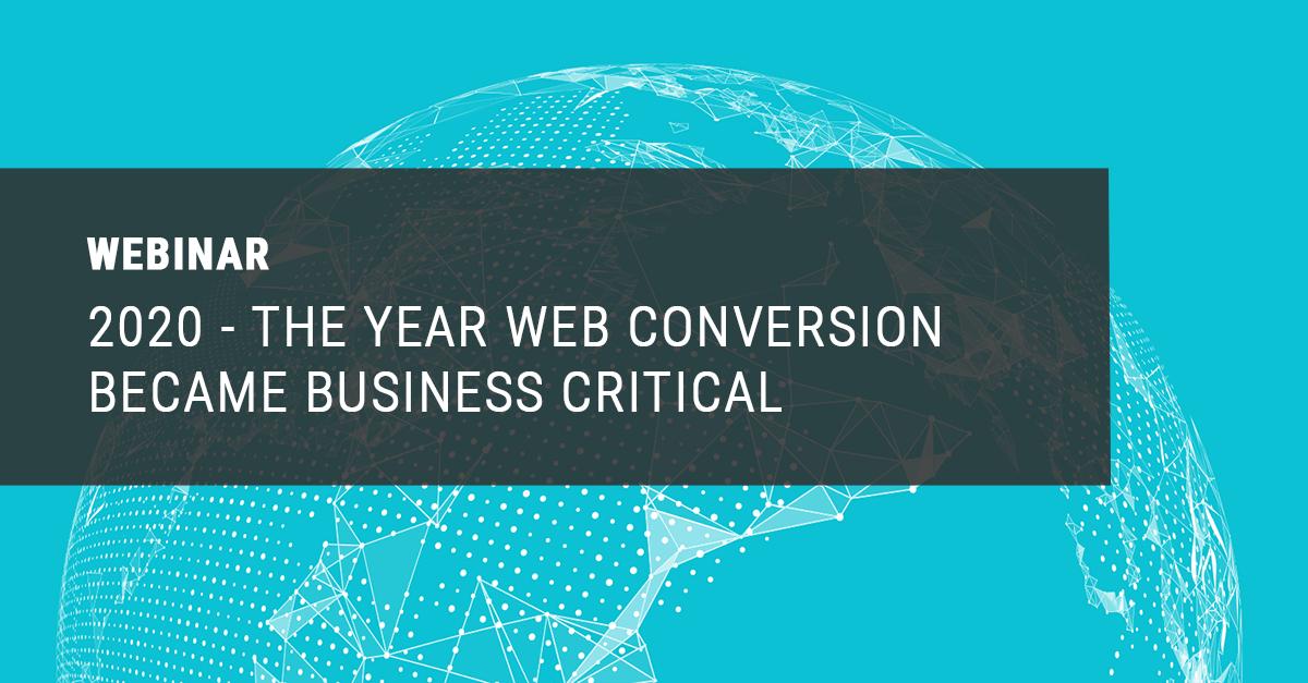 COVID-19 Web Conversion