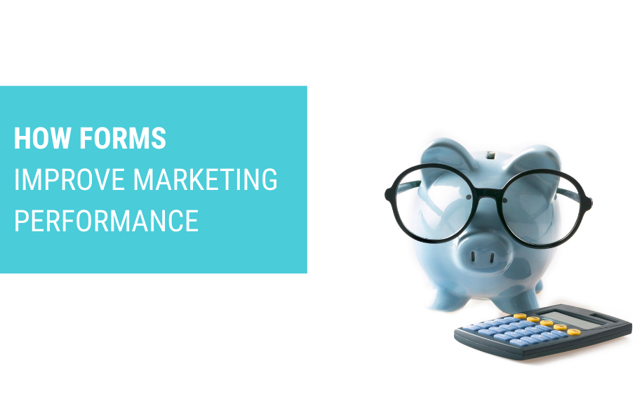 Form strategy and marketing performance