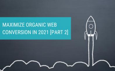 Maximize web conversion